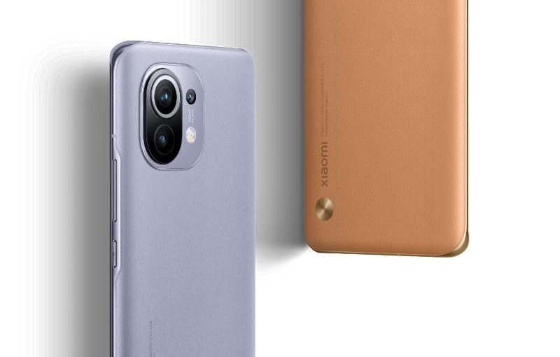 Xiaomi Mi 11 (Image source: Xiaomi)