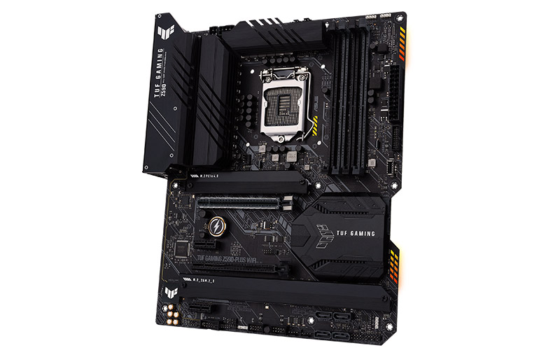 Imnage: ASUS TUF Gaming Z590 Plus WiFi