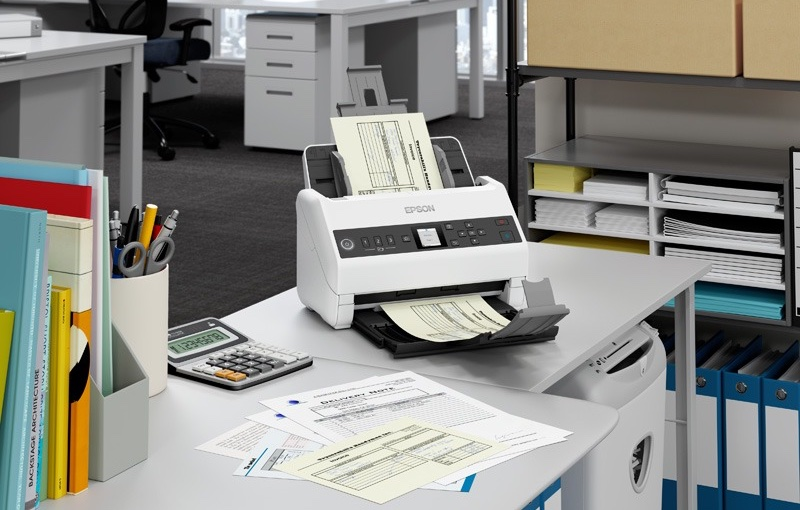 The DS 730N. Image courtesy of Epson.