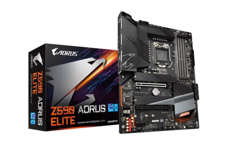 Image: Gigabyte Z590 Aorus Elite