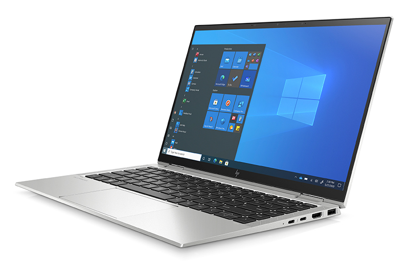 HP Elitebook x360 1040 G8.