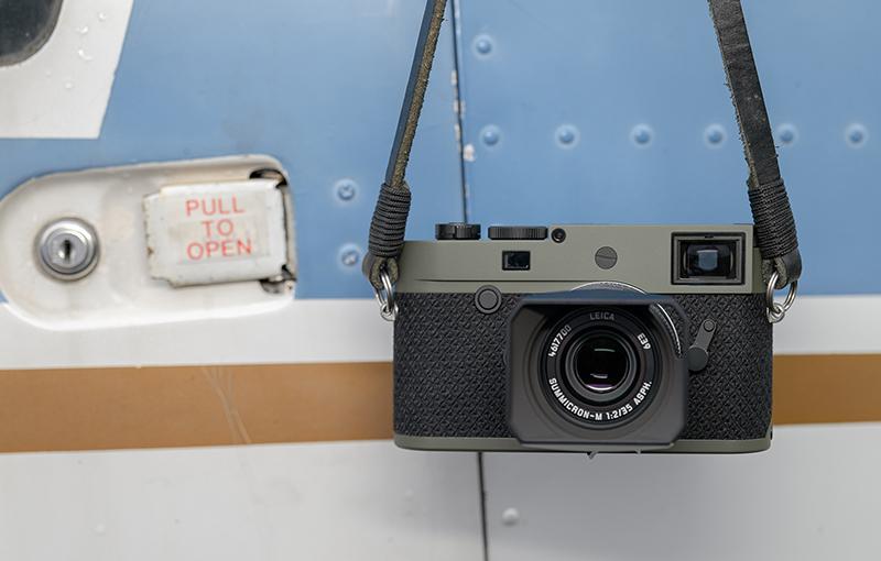 "Leica M10-P ""Reporter""."