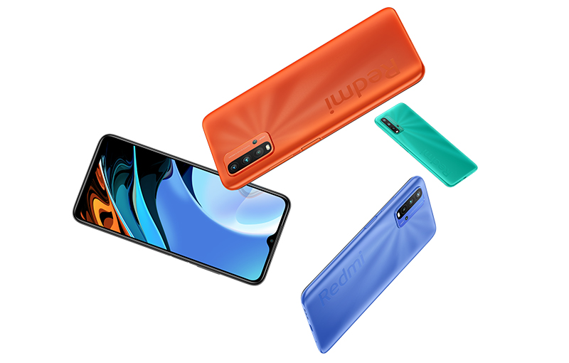 Xiaomi Redmi 9T.