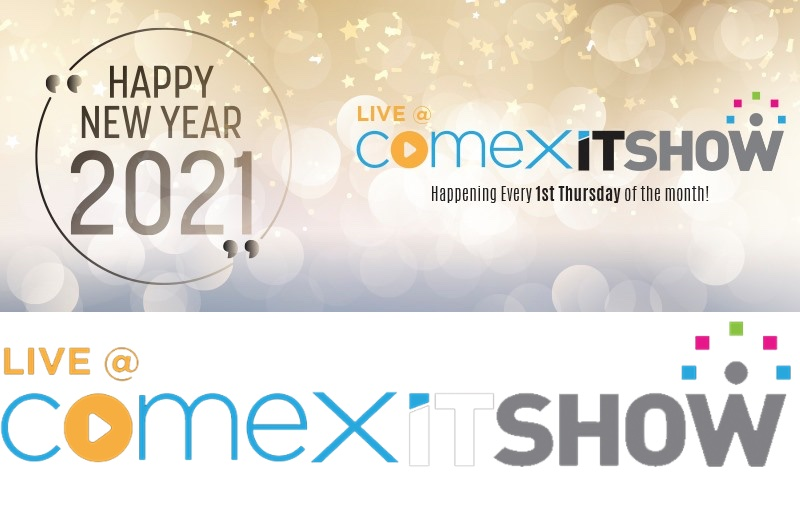Join us online at LIVE@ COMEXTISHOW.