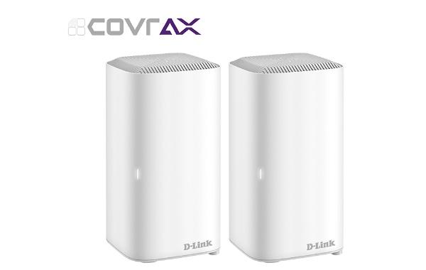 The D-Link COVR-X1870. (Image source: D-Link)