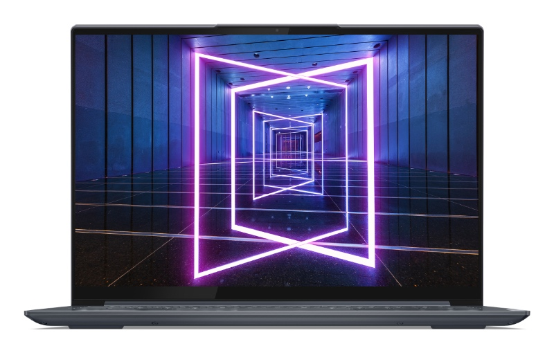 The Lenovo Yoga Slim 7i Pro OLED. (Image source: Lenovo)
