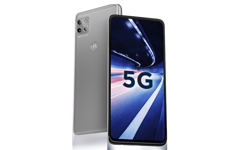 Motorola One 5G Ace.