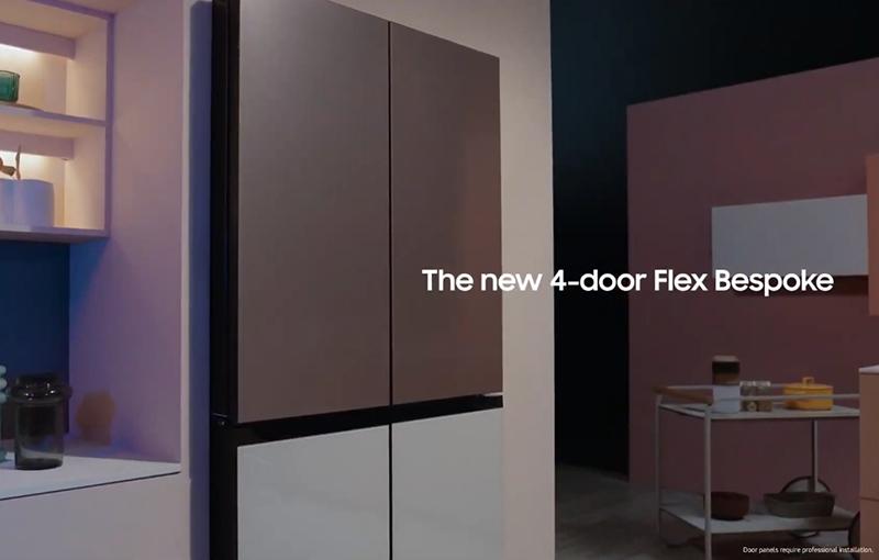 Samsung Bespoke 4-Door Flex.