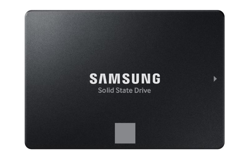The new Samsung 870 Evo. (Image source: Samsung)