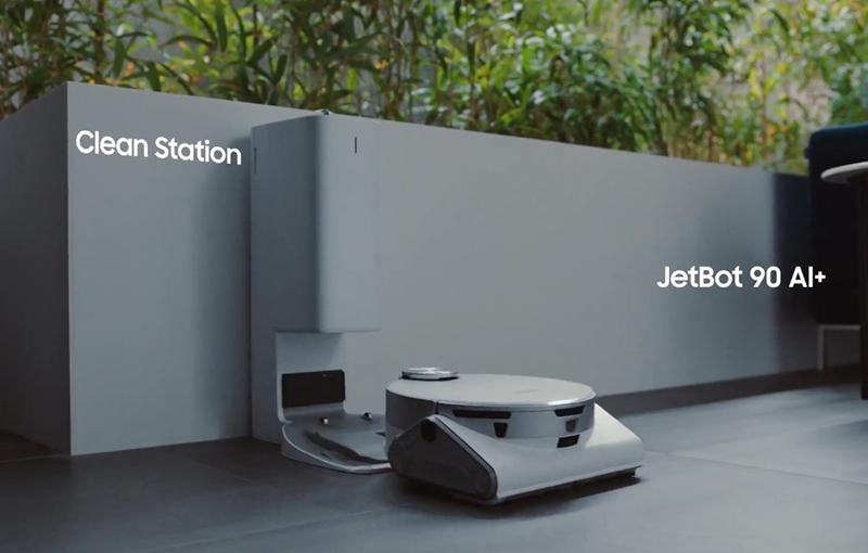 Samsung JetBot 90 AI+.