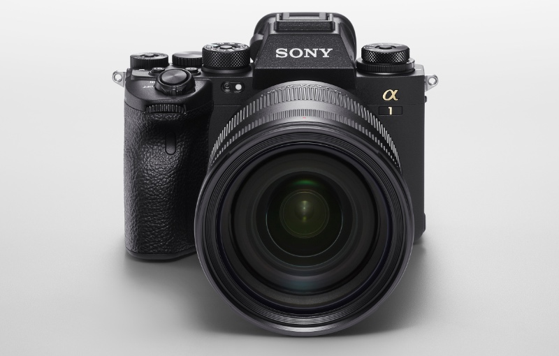 The Sony a1. (Image source: Sony)