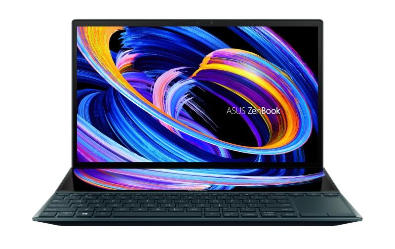 ZenBook Duo UX482 (Image source: ASUS)