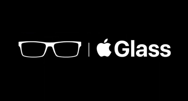 "Screenshot taken from Front Page Tech's YouTube video on ""Apple's AR Glasses! HERE YOU GO! Design, Name, Price, Release date, and more! EXCLUSIVE LEAKS!"""