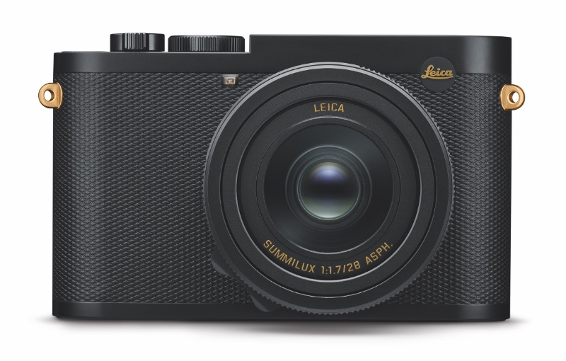 The limited edition Leica Q2 Daniel Craig x Greg Williams (Image source: Leica)