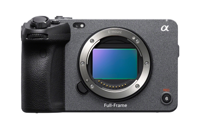The sensor in the FX3 is the same as the one found in the A7S III. (Image source: Sony)