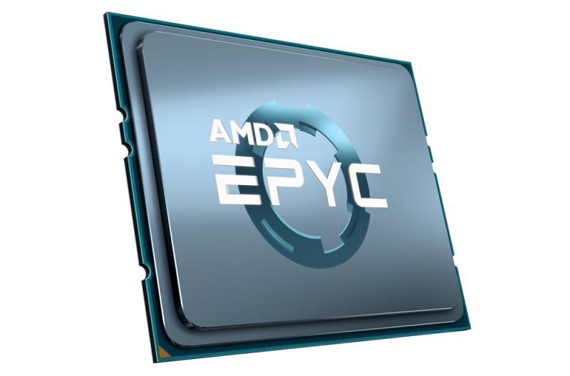 A render of an AMD EPYC processor.