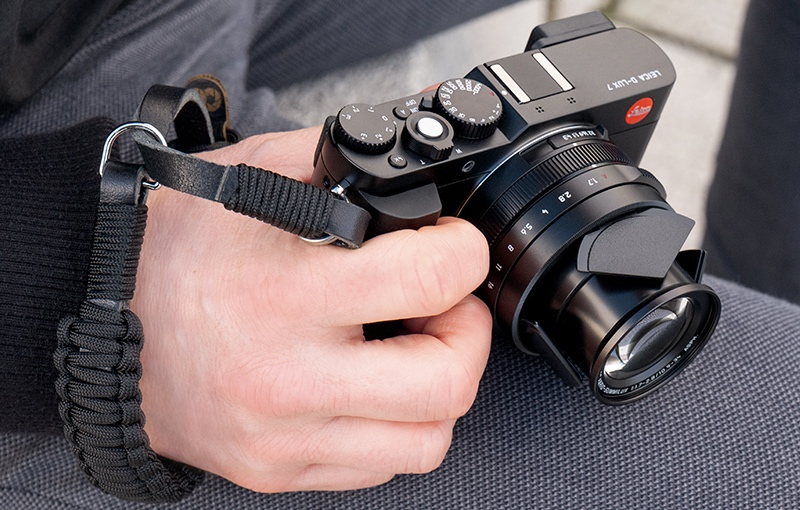 The new Leica D-Lux 7 Street Kit. (Image source: Leica)