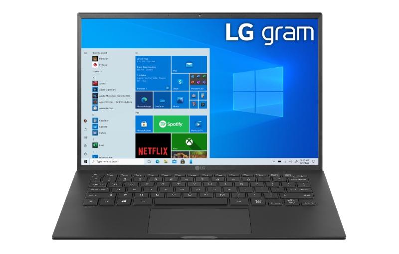 LG gram 14 (Image source: LG)