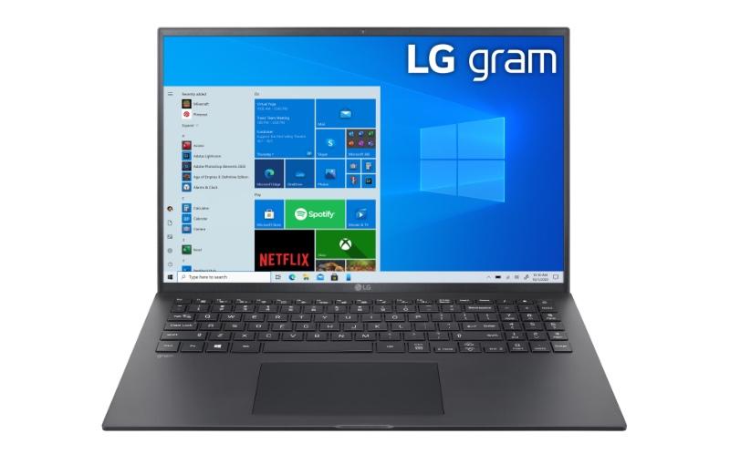 LG gram 16 (Image source: LG)