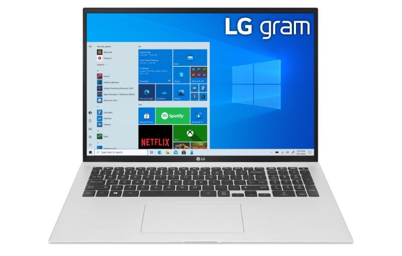 LG gram 17 (Image source: LG)