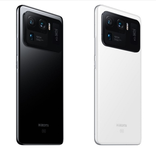 The Xiaomi Mi 11 Ultra. <br>Image source: Xiaomi