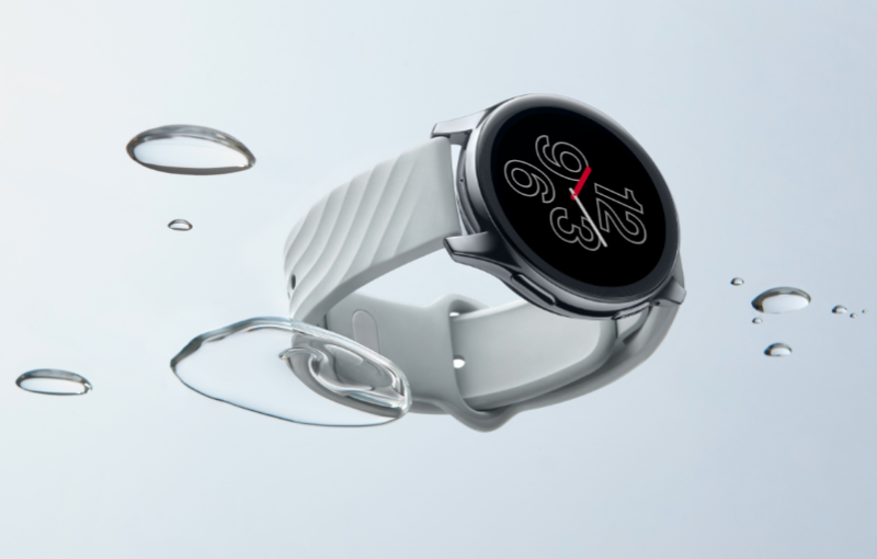 The OnePlus Watch. <br>Image source: OnePlus