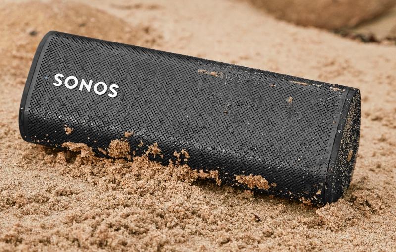The new Sonos Roam. (Image source: Sonos)