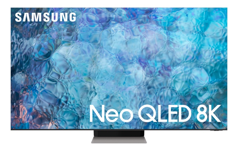 Neo QLED has much smaller LEDs. Image courtesy of Samsung.
