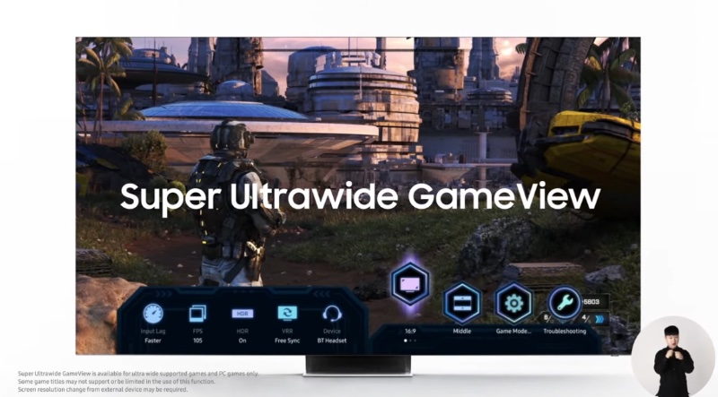 Enjoy better gaming on the new Neo QLED TVs.