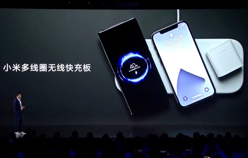 Xiaomi's version of the Apple AirPower.