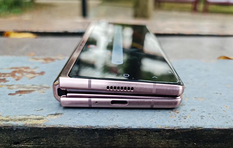 Samsung Galaxy Z Fold2.