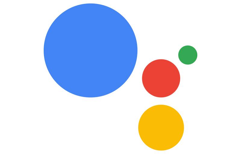 Google Assistant logo.