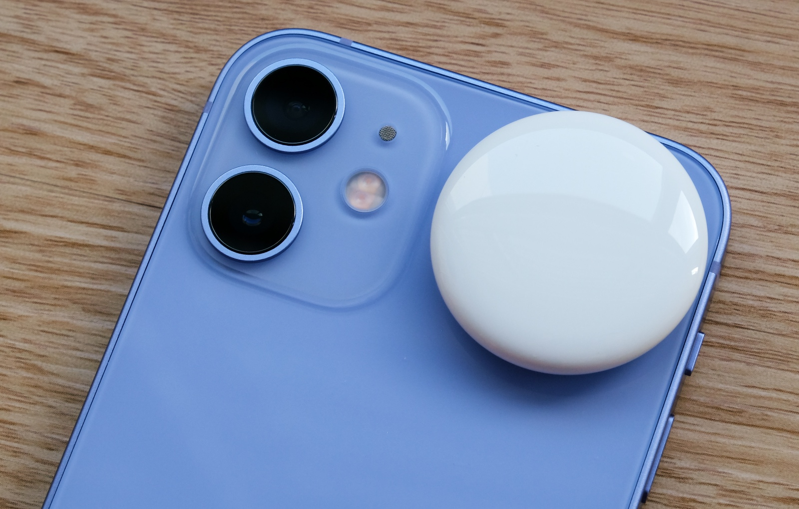 First impressions: Apple AirTag and the iPhone 12 in ...