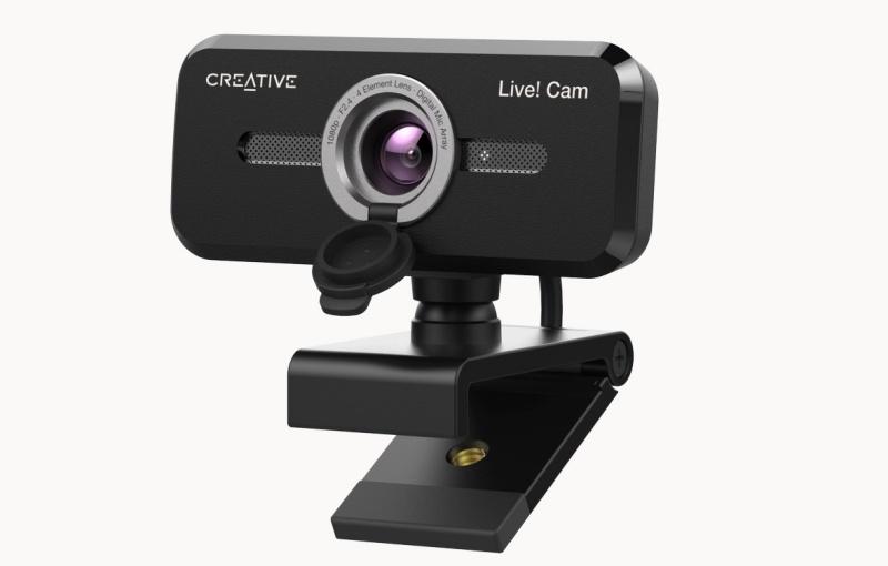 The Creative Live! Cam Sync 1080p V2.