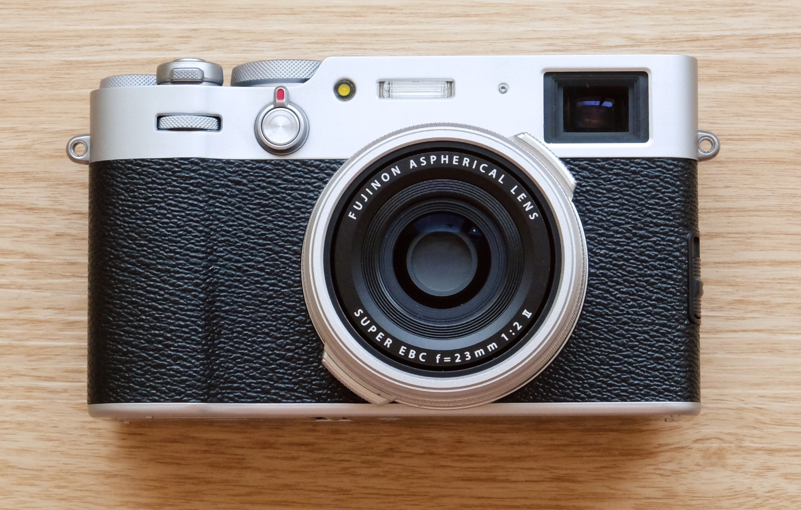 The Fujifilm X100V is a very capable camera but one of its biggest appeal is the way it looks.