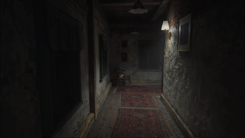 These interiors look so good. I foresee many spooky environments in the later castle sections of the game.