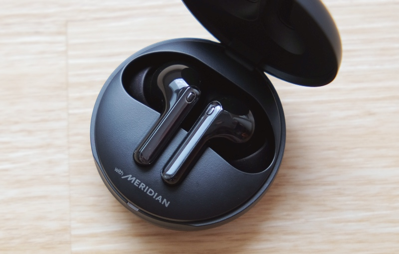 The Tone Free HBS-FN7 is LG's flagship true wireless earbud.