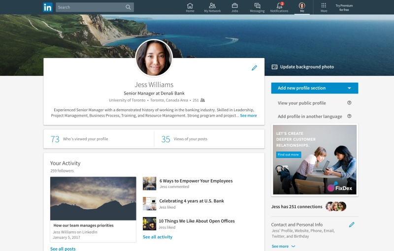 LinkedIn shared that it is not a data breach. <br>Image source: LinkedIn