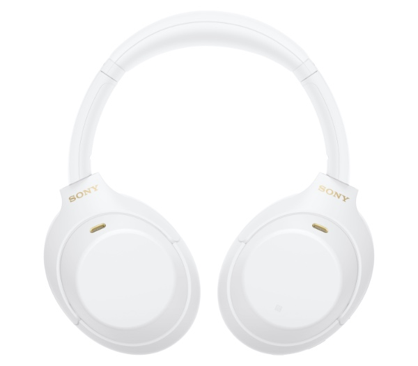 The Sony WH-1000XM4 Silent White. (Image source: Sony)