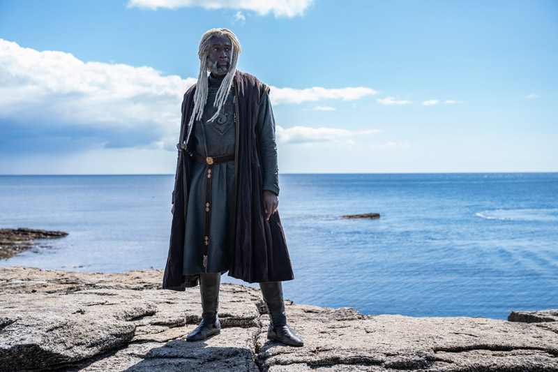 The 'Sea Snake' Lord Corlys Velaryon   Image: HBO