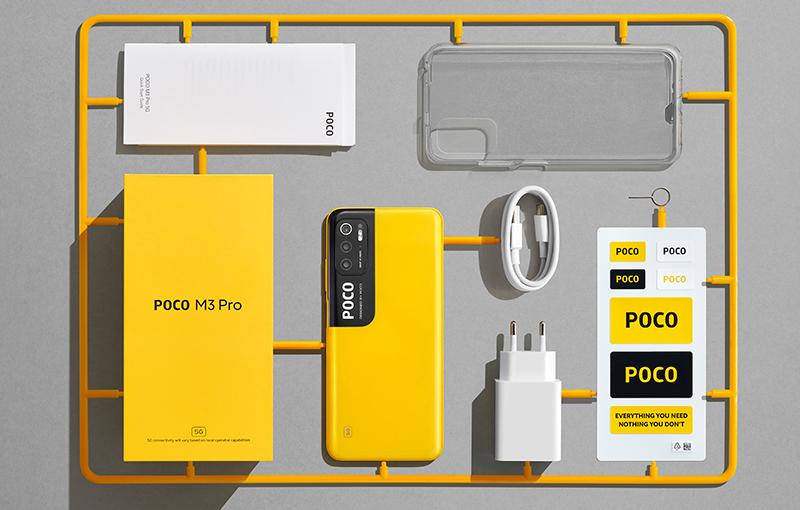 Poco M3 Pro 5G.
