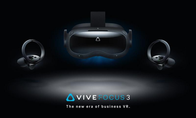 Vive Focus 3 | Image: HTC Vive