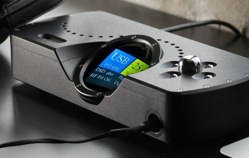 DACs come in all shapes and sizes, and at all price points. This futuristic-looking DAC is called the Dave. It retails for well over S$10,000. (Image source: Chord)