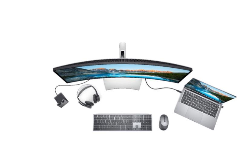 Dell's productivity ecosystem. Image courtesy of Dell.