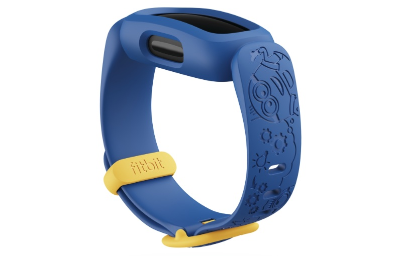 Replacement bands can be bought from Fitbit's online store. Image courtesy of Fibit.