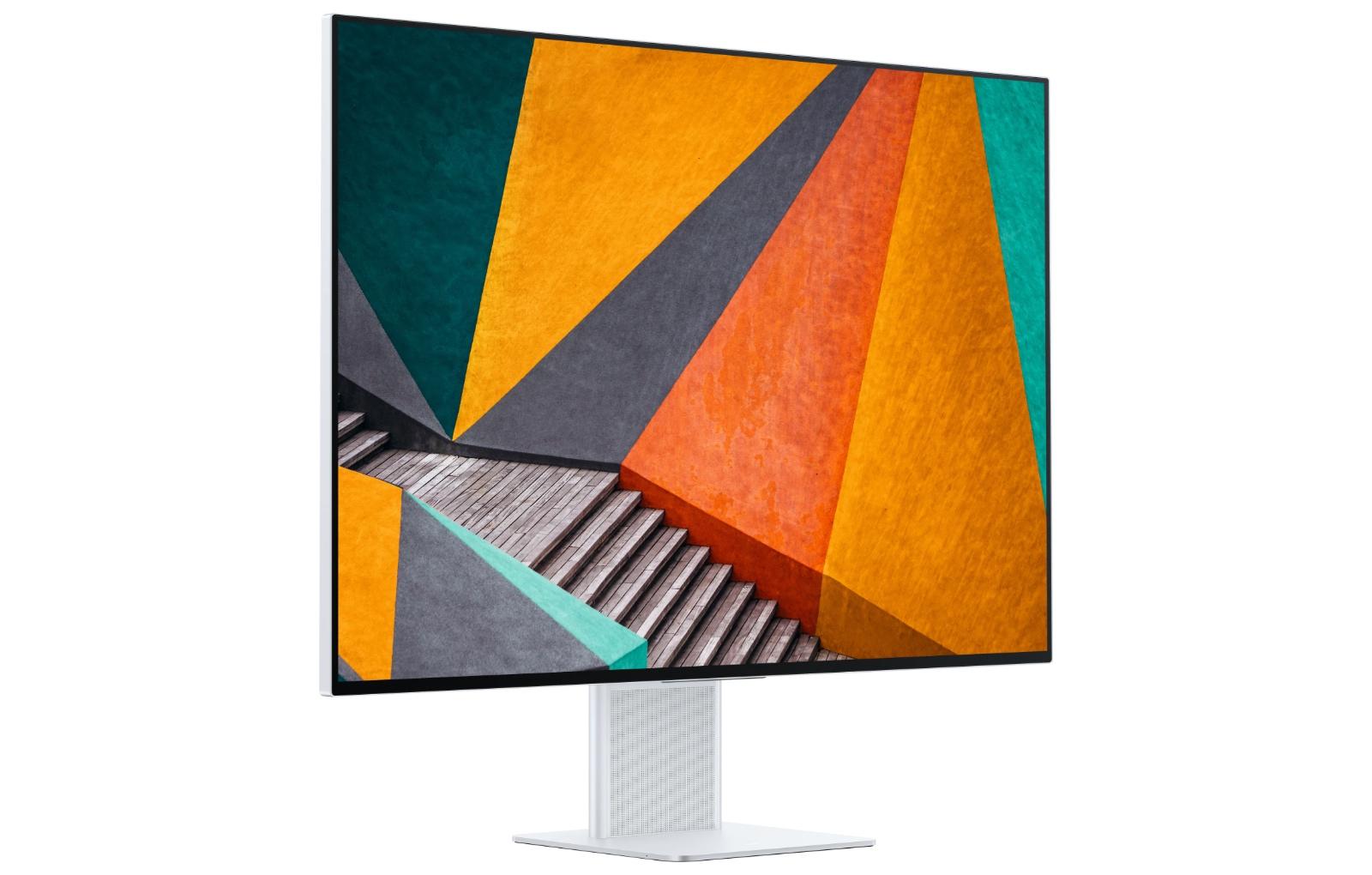 The Huawei MateView 4K+ monitor (Image source: Huawei)