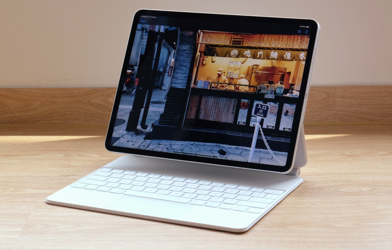 The 12.9-inch Apple iPad Pro (2021).