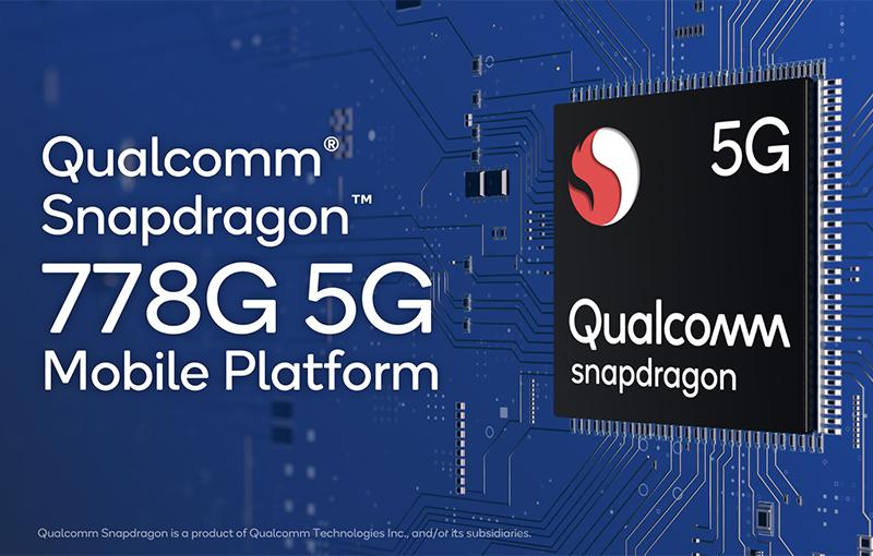Qualcomm Snapdragon 778G 5G.