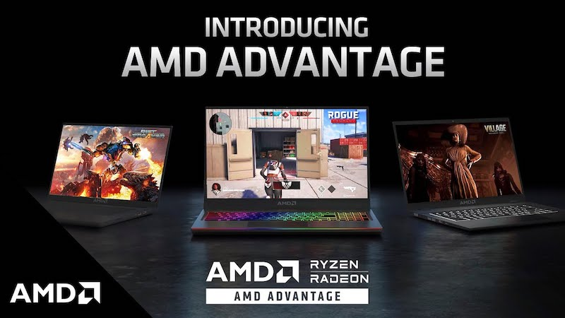 An introduction to AMD Advantage, and the laptops that support it.