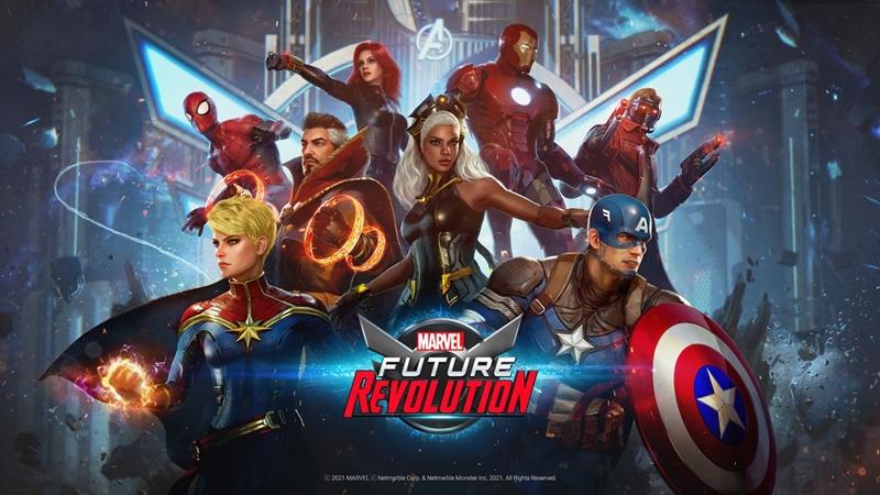 Image: Netmarble, Marvel Entertainment